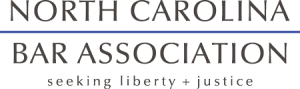 Member of the North Carolina Bar Association